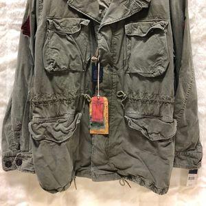 67e31a600 Polo by Ralph Lauren Jackets   Coats - Mens XXL Polo Ralph Lauren Army  Field Jacket